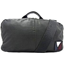 Louis Vuitton Bumbag Gaston V Line Fast Fanny Pack Banana 237494 Grey Weekend/Travel Bag
