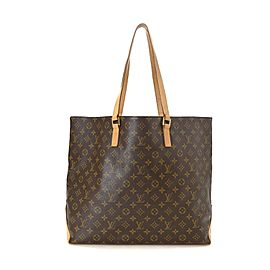 Louis Vuitton Monogram Cabas Alto Tote GM Large 860774