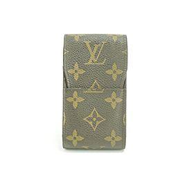 Louis Vuitton Mobile Etui Cigarette Case 234903
