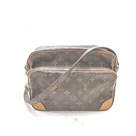 Louis Vuitton Monogram Nil Nile Messenger Crossbody 861661