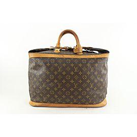 Louis Vuitton Monogram Cruiser 45 Collapsible Boston Travel Bag 53lvs625