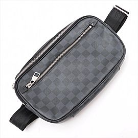 Louis Vuitton Louis Vuitton Damier Graffit Ambrail 861636