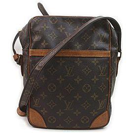 Louis Vuitton Monogram Danube GM Messenger Bag
