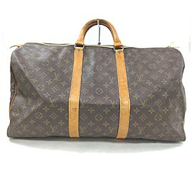 Louis Vuitton Monogram Keepall 50 Duffle Bag 862774
