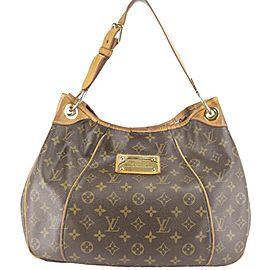 Louis Vuitton Galliera Hobo Monogram Pm 18lk1206 Brown Coated Canvas Shoulder Bag