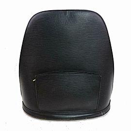 Louis Vuitton Gobelins Noir 870697 Black Epi Leather Backpack
