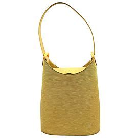 Louis Vuitton Beige Epi Leather Verseau Hobo Bag 862782
