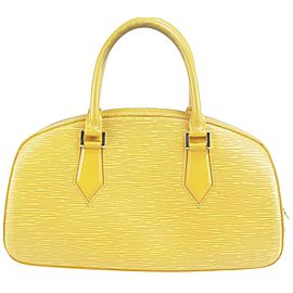 Louis Vuitton Yellow Epi Jasmin 13LK1220
