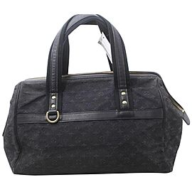 Louis Vuitton Navy Monogram Josephine GM Boston Speedy 861823