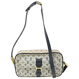 Louis Vuitton NAvy Monogram Mini Lin Juliette Cross Body 8701883