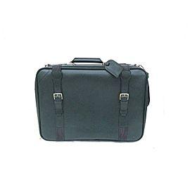 Louis Vuitton Keepall Satellite Episea Taiga 217013 Green Leather Tote