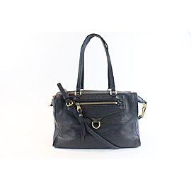 Louis Vuitton Lumineuse PM Bleu Infini Empreinte Leather 2way 2lz0810