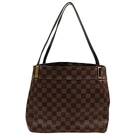 Louis Vuitton Marylebone Damier Ebene Pm Tote 871862 Brown Coated Canvas Shoulder Bag