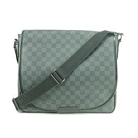 Louis Vuitton 10LK0107 Damier Graphite Daniel MM Messenger