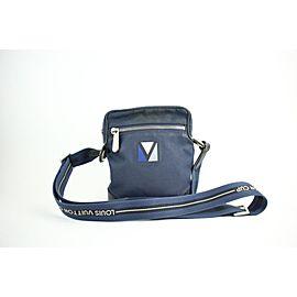 Louis Vuitton 2007 LV Cup Solent Messenger Navy 213607