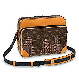 Louis Vuitton LV2 Nigo Damier Geant Wave Monogram Drip Nil Nile Messenger 860560
