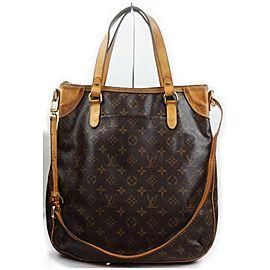 Louis Vuitton Monogram Odeon GM 2way Messenger 861313