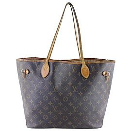 Louis Vuitton Monogram Nevefull MM 224634