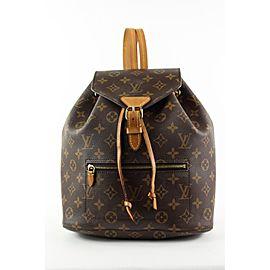 Louis Vuitton Monogram Montsouris PM Backpack 862437