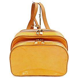 Louis Vuitton Murray Mini 872406 Salmon Monogram Vernis Leather Backpack