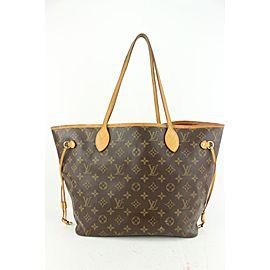 Louis Vuitton Pimento Monogram Neverfull MM Tote Bag 713lvs622