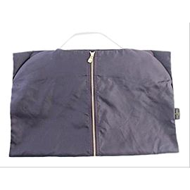 Louis Vuitton Neverfull Garment Cover Rare with Hanger 5lva71 Burgundy Bordeaux Nylon Weekend/Travel Bag