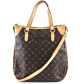 Louis Vuitton Monogram Odeon GM Crossbody Bag 862980