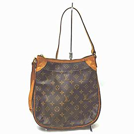 Louis Vuitton Monogram Odeon PM Crossbody 861311