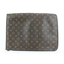 Louis Vuitton Monogram Poche Documents Briefcase 862608