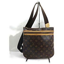 Louis Vuitton Louis Vuitton Shoulder Bag Monogram Pochette Bosphore Shoulder