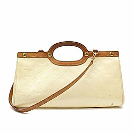 LOUIS VUITTON Monogram Vernis Roxbury Drive 2way 866147