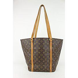 Louis Vuitton Monogram Sac Shopping PM Tote bag 820lv86