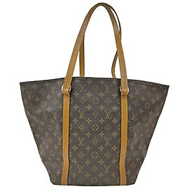 Louis Vuitton Monogram Sac Shopping PM Tote Bag 862943