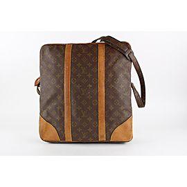 Louis Vuitton XL Monogram Potomac Travel Shoulder Bag No. 552 17LVS1215