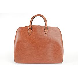 Louis Vuitton Broewn Epi Sorbonne 30LK1219
