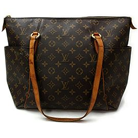 Louis Vuitton Monogram Totally MM Zip Tote 860489