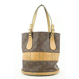 Louis Vuitton Monogram Marais Petite Bucket PM Tote bag
