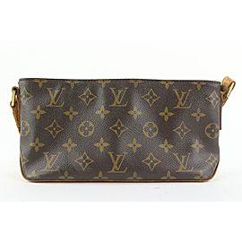 Louis Vuitton Monogram Trotteur Crossbody Bag