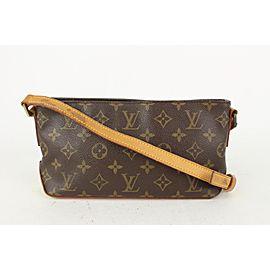 Louis Vuitton Monogram Trotteur Crossbody Bag 823lv29