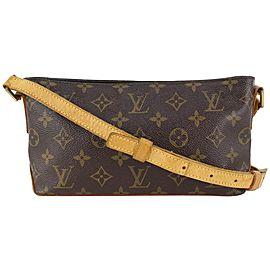 Louis Vuitton Monogram Trotteur Crossbody Bag 819lv70