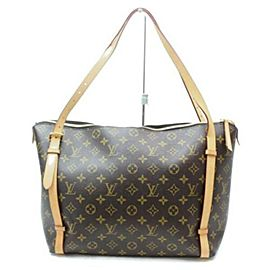 Louis Vuitton Monogram Tuileries Hobo Tote 872887