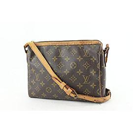 Louis Vuitton Monogram Tuileries Crossbody Bag617lvs616