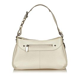 Louis Vuitton 867967 White Epi Turenne PM