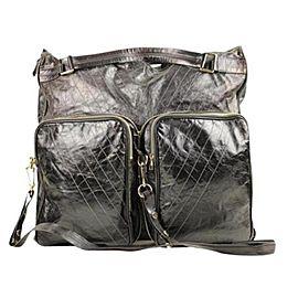 Louis Vuitton (Ultra Rare) Runway Convertible 2way 228752 Brown Leather Shoulder Bag