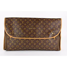 Louis Vuitton XL Ultra Rare Garment Pouch 1LVS1214