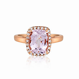 Le Vian Certified Pre-Owned Kunzite Ring