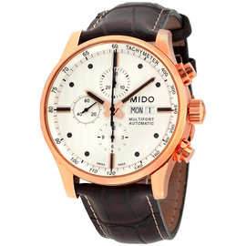 Mido Multifort M0056143603100 44mm Mens Watch