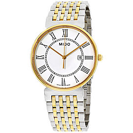 Mido Dorada M0096102201300 38mm Womens Watch