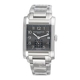Baume & Mercier Hampton 10048 Automatic Black Dial 45mm Mens Watch