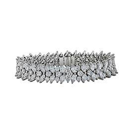 Tiffany & Co. Platinum with 20.25ctw Diamond Bracelet